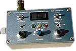Rugged Pump Test Box for military field use