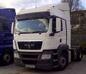 MAN Euro 5 with Optimiser 4